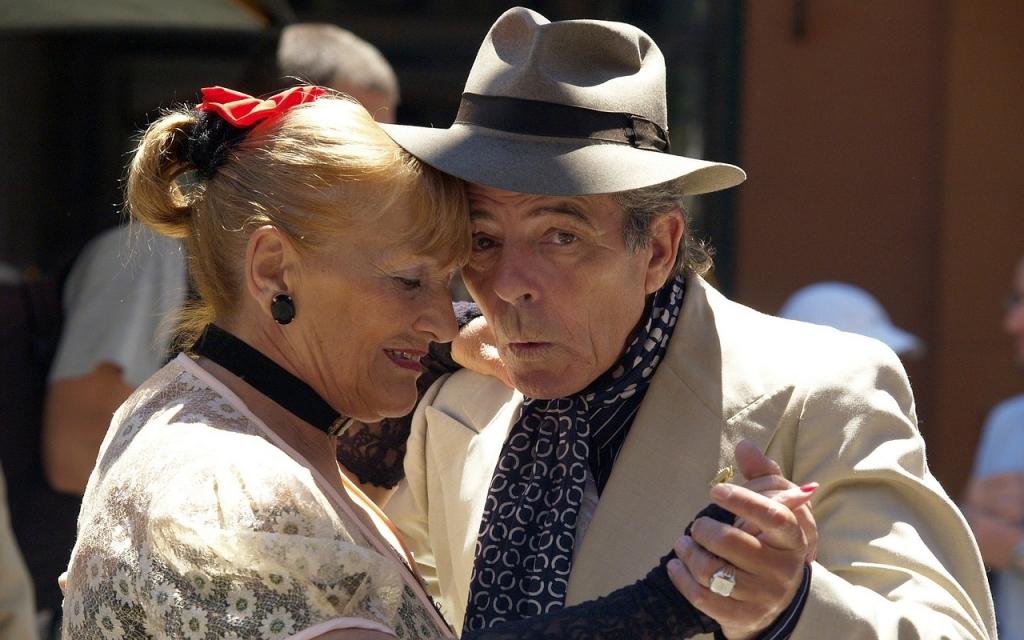 Dancing Exercise Older Australians Physio