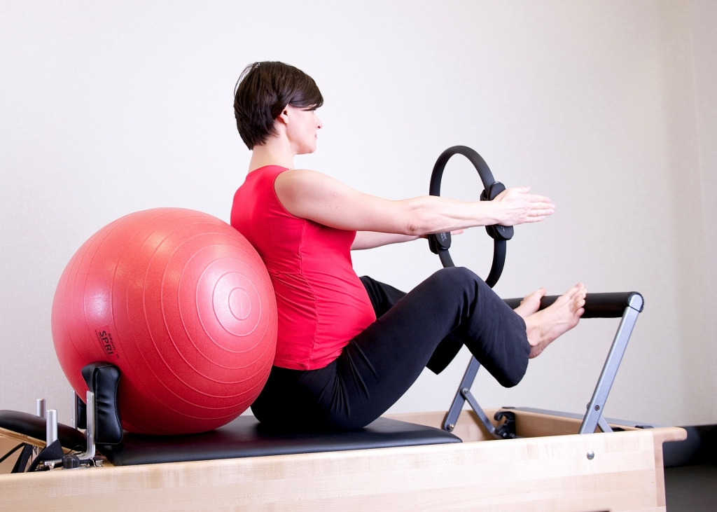 Pilates pregnancy pre post natal